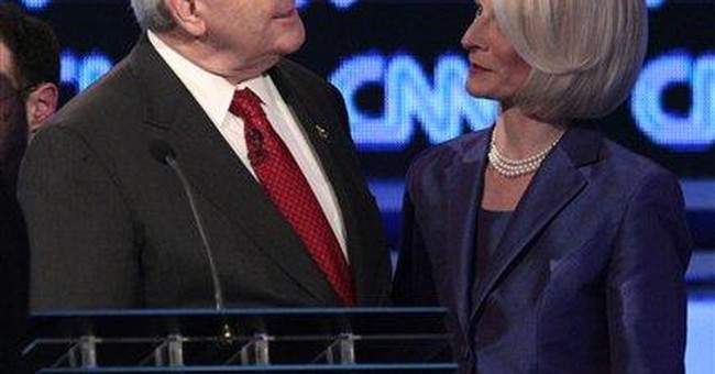 Gingrich paid $994,000 in taxes in 2010